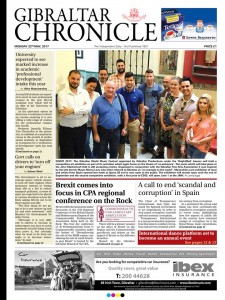 220517 GIBRALTAR CHRONICLE